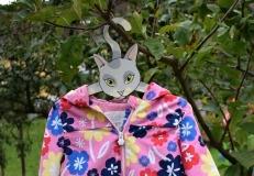 kočka s bundou