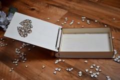 otevřená krabička