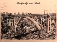 Bechyňský most Duha