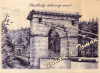 Stádlecký řetěžový most