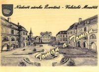 Nádvoří zámku Žerotínů – Valašské Meziříčí