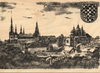 Olomouc – pohled na město (věže)