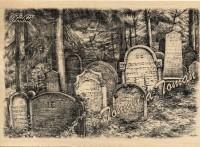 Třebíč – židovský hřbitov