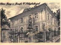 Jablonec nad Nisou – dům Jany a Josefa V. Scheybalových