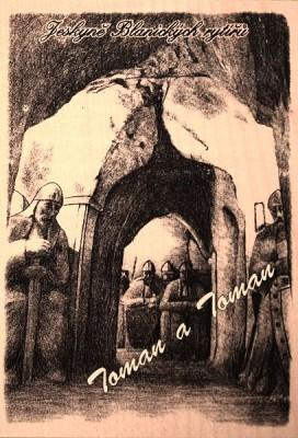 1 jeskyně Blanických rytířů