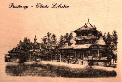 12 Pustevny chata Libušín