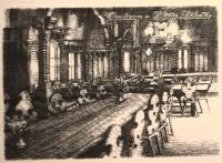 Pustevny – chata Libušín – interiér