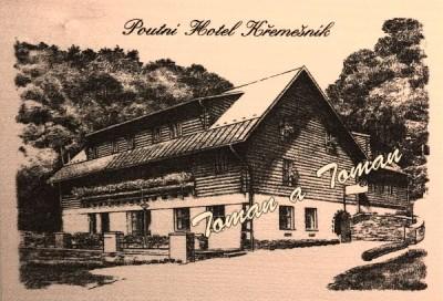 26 Poutní hotel Křemešník