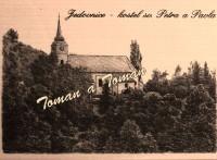 Jedovnice – kostel sv. Petra a Pavla