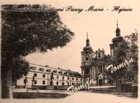 Bazilika Navštívení Panny Marie – Hejnice