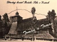 Dřevěný kostel Božího Těla v Gutech