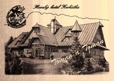 51 Horský hotel Kohútka
