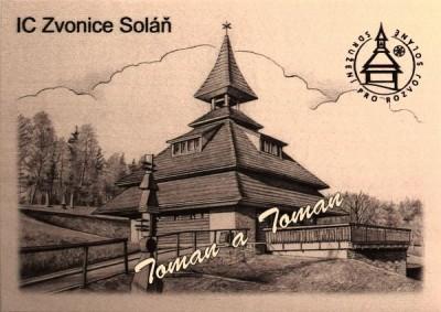 54 Zvonice Soláň