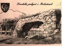 Lurdská jeskyně v Bohuticích