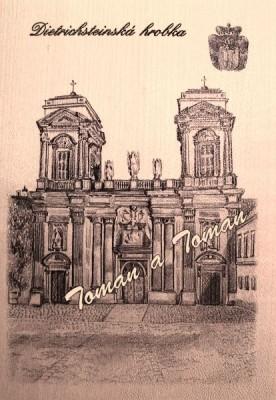 63 Dietrichsteinská hrobka
