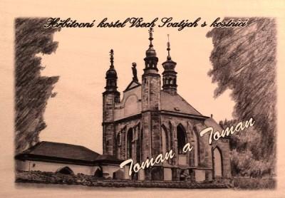 6B Hřbitovní kostel Kutná hora