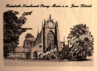 Kutná Hora – katedrála Nanebevzetí Panny Marie a sv. J. Křtitele